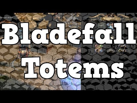 Bladefall Totems In 3.1 | Crit Ascendant  | My League Starter For Abyss