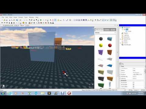 rolblox studio how to make a shop