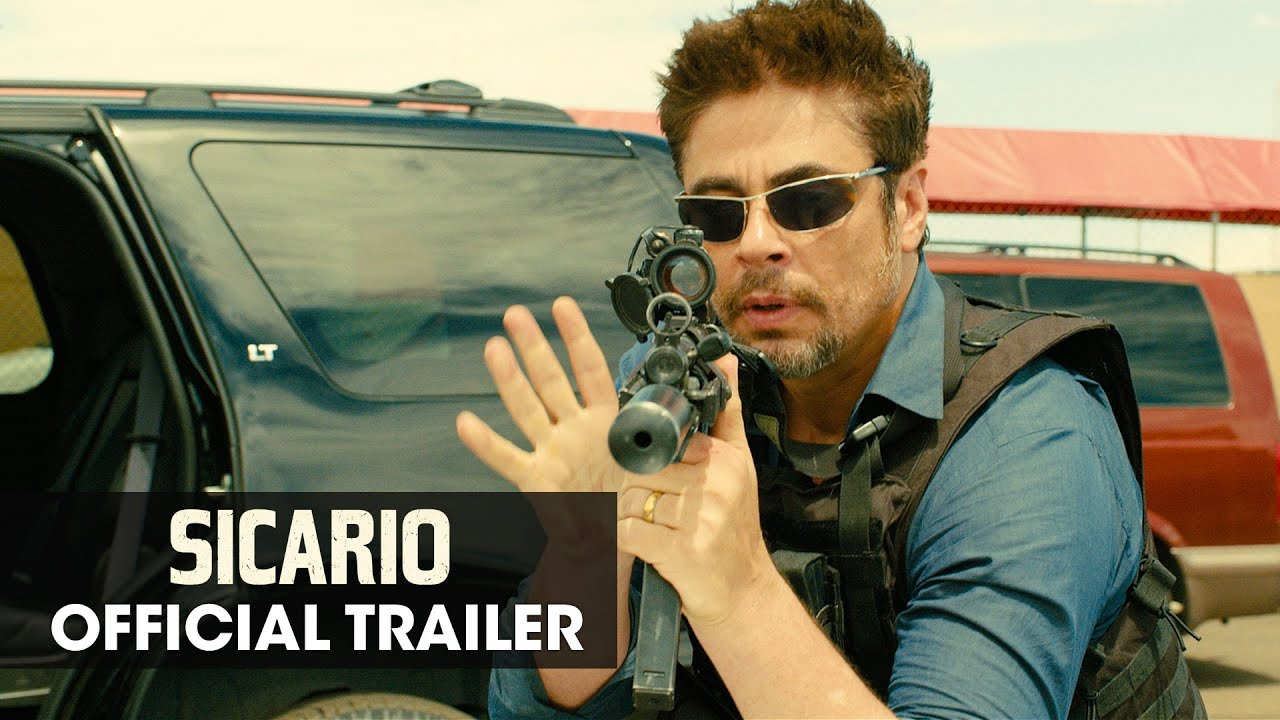 "Sicario (2015 Movie - Emily Blunt) Official Trailer – ""Welcome to Juarez"""
