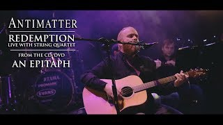 Redemption (Live with string quartet) from the CD/DVD 'An Epitaph'