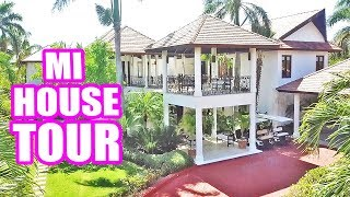 Video HOUSE TOUR DE MI MANSIÓN DE $$$ EN PUNTA CANA! El Mundo de Camila Guiribitey download MP3, 3GP, MP4, WEBM, AVI, FLV November 2018