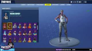 Fortnite free account(skull trooper and ghoul trooper) and more