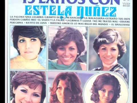 Nuestro amor es lo más bello del mundo - Estela Núñez