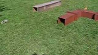 Portable Earthdog Tunnel