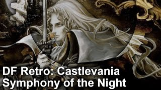 DF Retro: Castlevania Symphony of the Night In-Depth Analysis