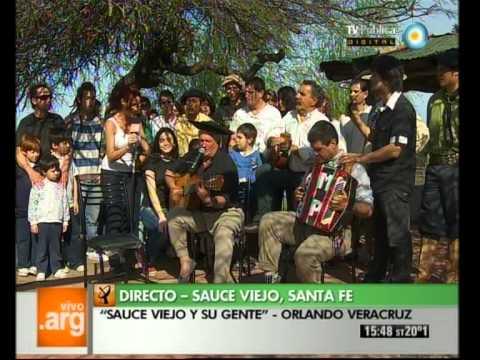 Vivo en Argentina - Santa Fé - Viejo Sauce - Orlando Veracruz - 11-09-12 (4 de 5)