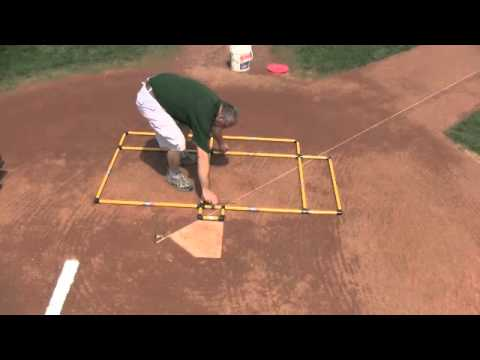 Triple Play Batter\'s Box Template - YouTube