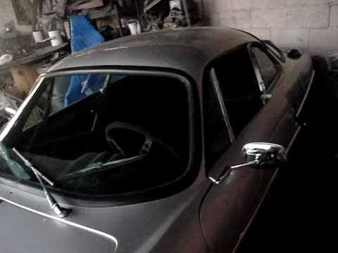 Dinalpin Restaurando Un Alpine A110 Berlinette Mexico Youtube