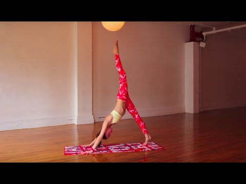 Daily Yoga Practice II Whole Body Stretch