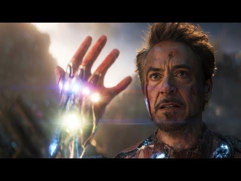 Я сама неотвратимость А я, так просто, Железный человек! Мстители: Финал (2019)