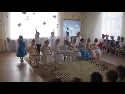 """МБДОУ """"Детский сад №17"""" г.Бор. 5-7 лет"""