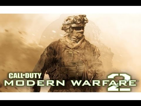 Modern Warfare 2 - Infamy song (no background noise)