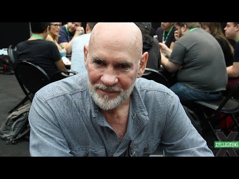 XFN Interviews: Mitch Pileggi at X-Files NYCC 2017