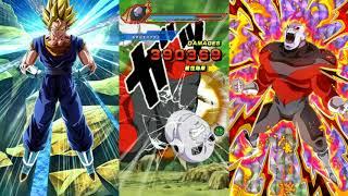 Dokkan Battle LR Vegito SOLOS Jiren Event!