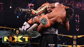 Hit Row vs. Legado del Fantasma: WWE NXT, Aug. 24, 2021