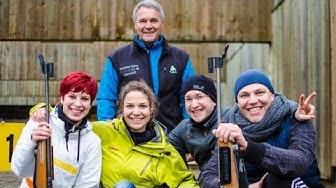 SR 1 Der Morgen im Saarland Biathlon Battle