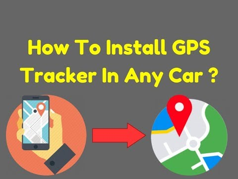 How To Install GPS Tracker In Any Car ! | Unboxing And Installation !