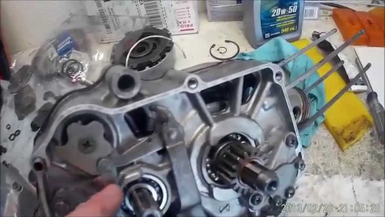 Honda Ct70 Engine Rebuilt Part 6 Youtube
