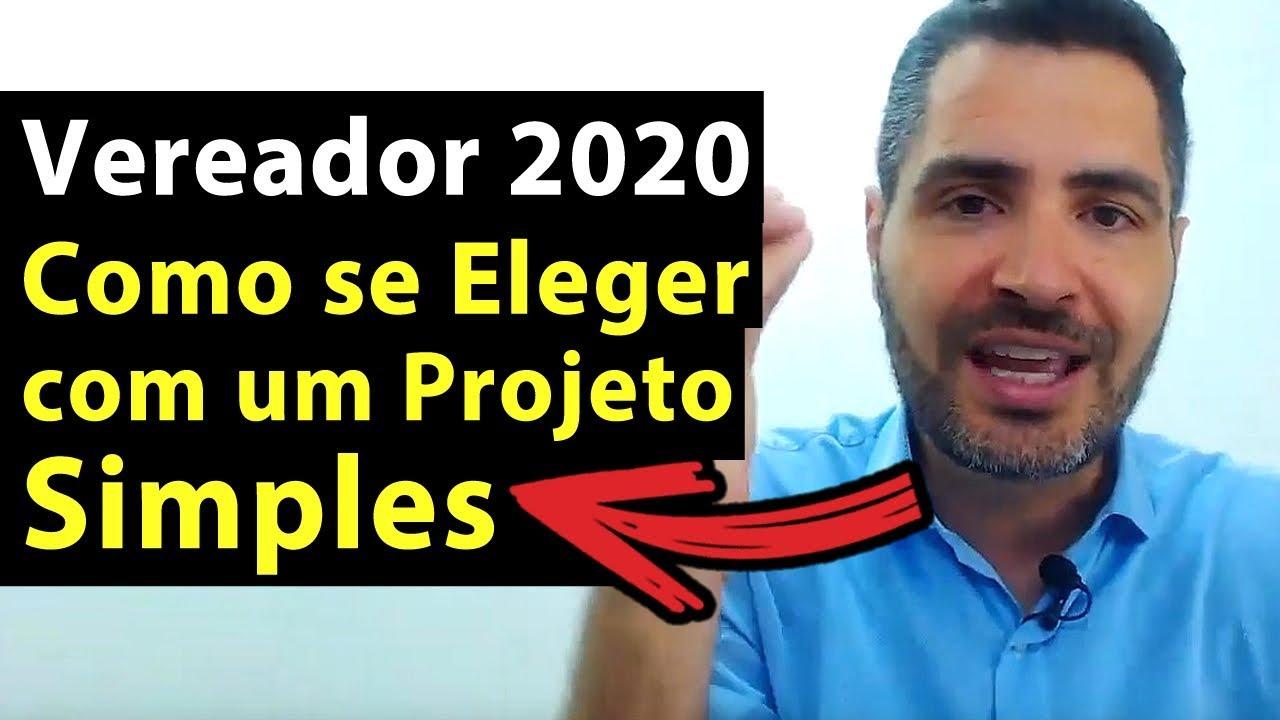 Vereador 2020 Como se Eleger com um Projeto Simples | Anderson Alves