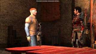 Dragon Age II - забавные диалоги