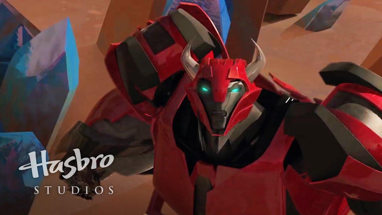 Transformers Prime Meet Cliffjumper Youtube