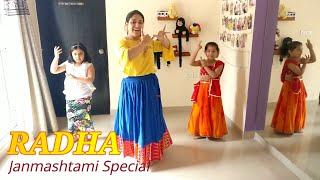Radha / Student Of The Year / Girls Dance / Janmashtami Special