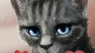 Коты Воители. Львиносвет и Пеплогривка. Твои Глаза