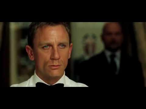 Casino Royale (film, 2006) - James Bond a gagné au poker face à Le Chiffre