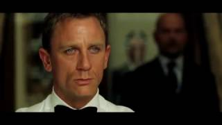 Casino Royale (film, 2006) - James Bond a gagné au poker face à Le Chiffre