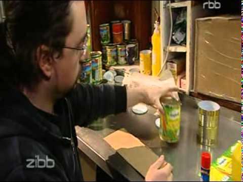 RBB Bericht PlasticFantastic Dosensafe Produkte Mit Geheimfach