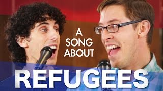 A Song About U.S. States' Refugee Policy