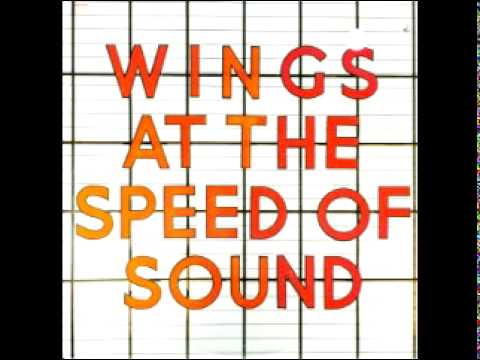 Paul McCartney  Silly Love Sgs  Wings at the Speed of Sound  1976