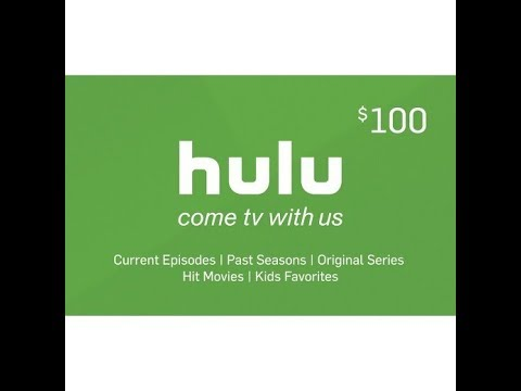 How To Use A Hulu Gift Card - Guide For Mom