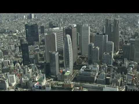 【作業用BGM】 東京上空