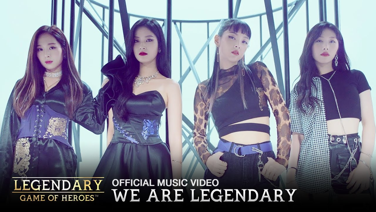 Image result for sonamoo we are legendary