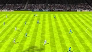 FIFA 14 iPhone/iPad - Edgedale vs. Cheltenham Town