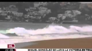 Huracan Amanda avanza a categoria 4 y afecta las costas mexicanas del Pacifico  Gloria
