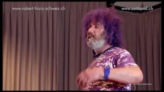 Robert Franz - Vortrag zur Eröffnung der Sunhand Niederlassung in Schöftland