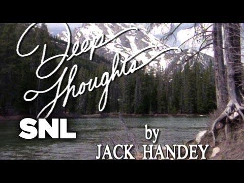 Deep Thoughts: Spirit - Saturday Night Live