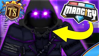 * SEASON 4 * NEW TEAM WITH SUPER VILLAINS IN MAD CITY! -Mad City | Danish Roblox