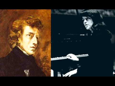 Chopin. Piano Sonata No. 3 Op. 58 - I. Allegro Maestoso - Martha Argerich (Live Berlin 1967) mp3
