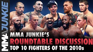 MMA Junkie's Fighter of Decade roundtable discussion