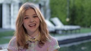 Chloë Grace Moretz - Seventeen magazine 2012