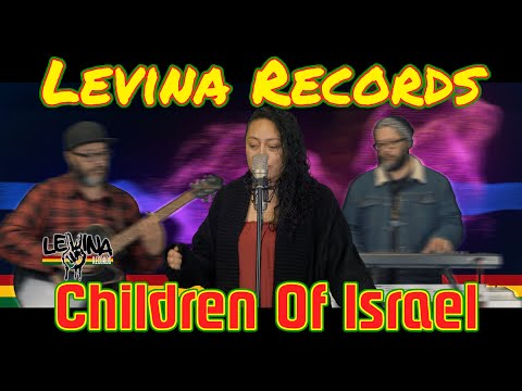 Children Of Israel Cover ( Levina Records )