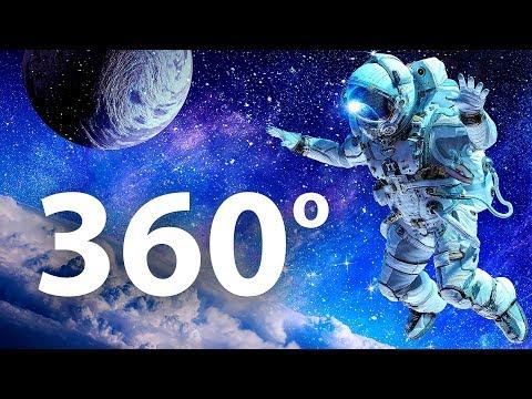 Путешествие по Вселенной, не Вставая с Дивана   360 VR