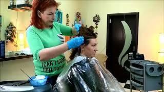 Как придать объем тонким мягким волосам с помощью окрашивания и стрижки