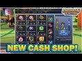 Digimon Masters Online - NEW INTERFACE + FEATURES (Cash Shop Renewal)- *2018 Update*