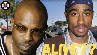 Tupac's Step Brother Mopreme Shakur ANSWERS The Question Once & For ALL IS 2Pac Still Alive?!