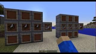 Minecraft Mod Tanıtımı - Small Boats 1.7.10