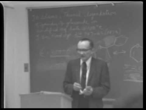 Food Sensory Science: FST107b Lecture21 - Vernon Singleton